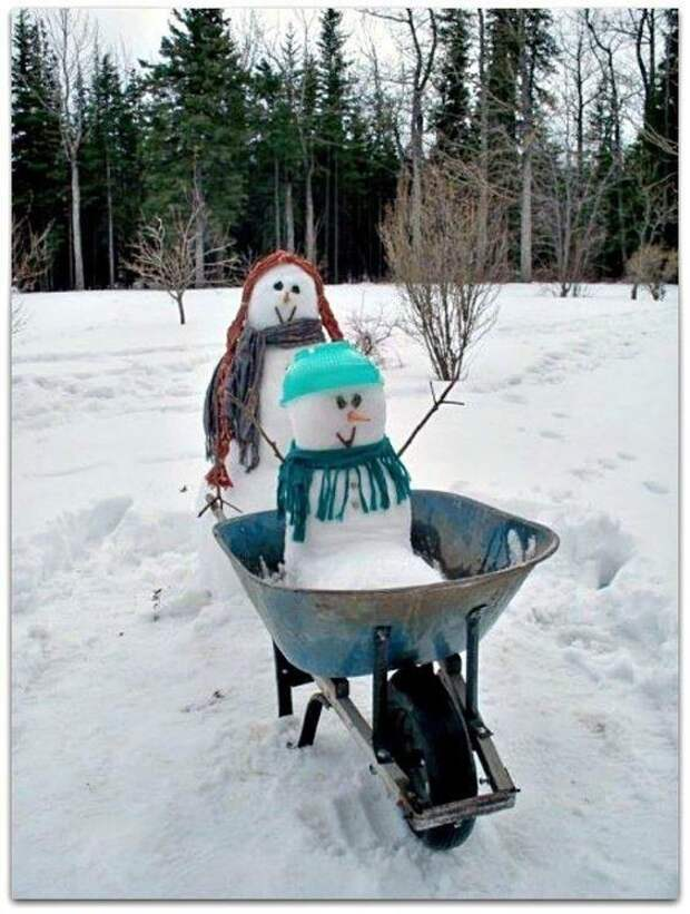 Зимние идеи