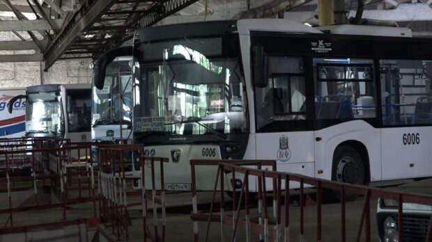 ВРостове 6июня изменят схему движения пяти маршрутов общественного транспорта
