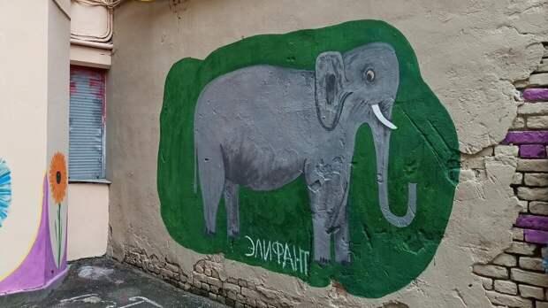 Россиян предостерегли от рисования на стенах нецензурных надписей