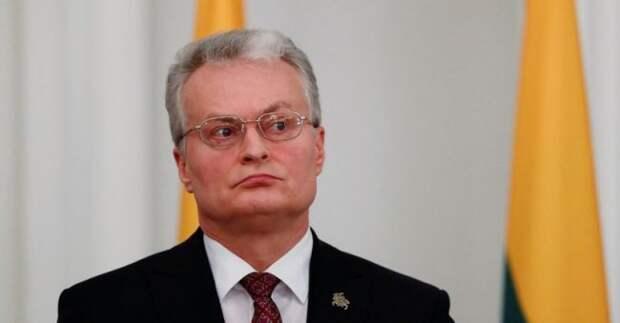 Президент Литвы считает «мирную передачу власти вСША» признаком демократии