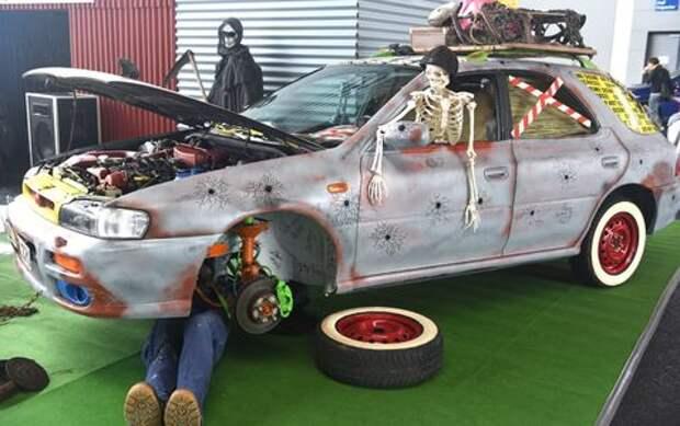 Госдума подключилась к проблеме легализации тюнинговых машин