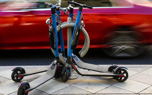 За что могут оштрафовать водителя альтернативного транспорта?