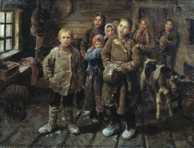 художник Федот Сычков картины – 06