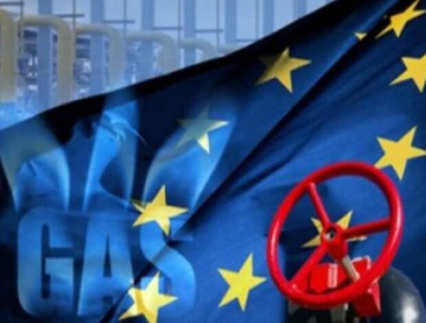 Цены на газ в Европе оставили 1000-долларовый уровень позади