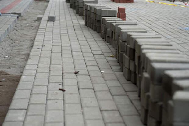 В Москве появится «пульсирующий» тротуар