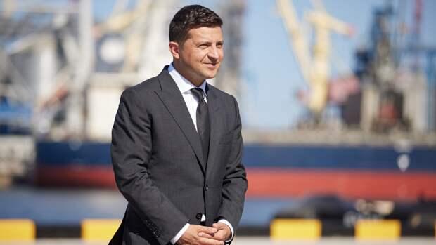 Президент Украины раскрыл детали переговоров с Блинкеном