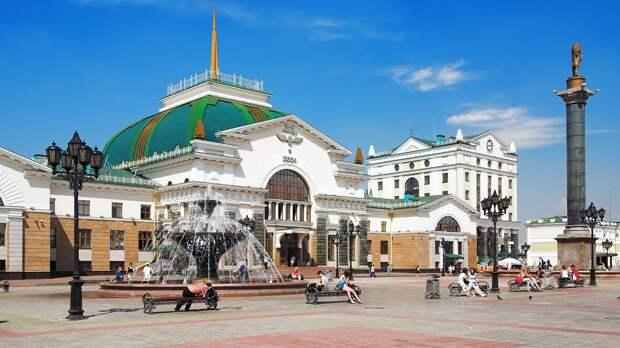 10 самых красивых вокзалов Транссибирской магистрали