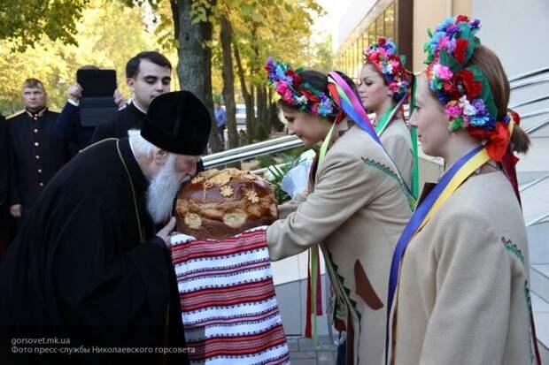 Филарет заявил, что люди Донбасса должны благодарить за шанс жить на Украине