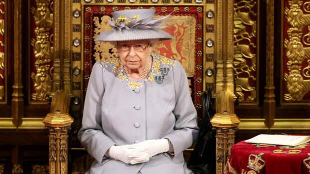 Британская королева Елизавета II дала наказы правительству