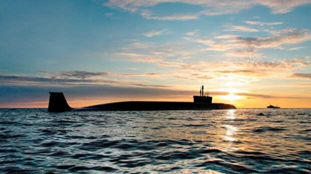 """В США рассказали о появлении в составе ВМФ РФ неуловимого """"подводного охотника"""""""