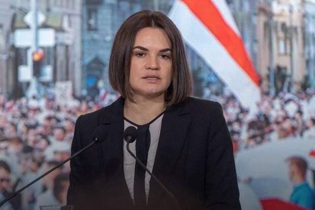 Белорусские власти признали экстремистским Telegram-канал Тихановской