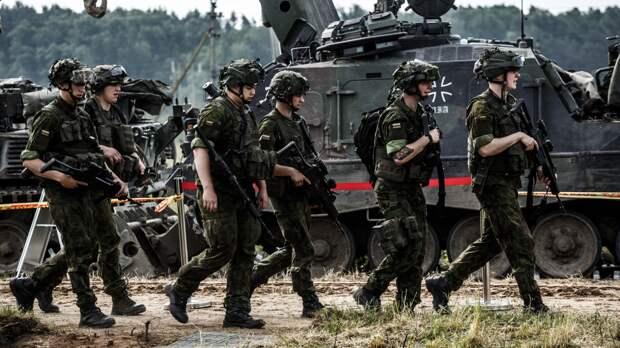 Журналисты перечислили инциденты и драки с участием солдат НАТО в Европе