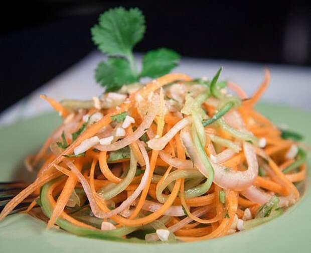 Верные спутники здоровья и способ сэкономить Ваше время — салаты на скорую руку
