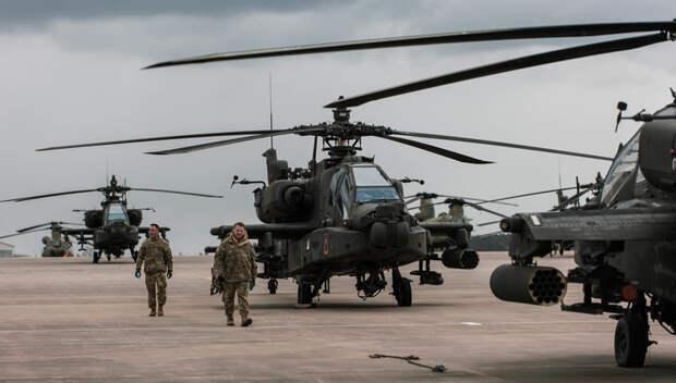 Тактику боевых действий в случае войны с РФ отработали на учениях НАТО