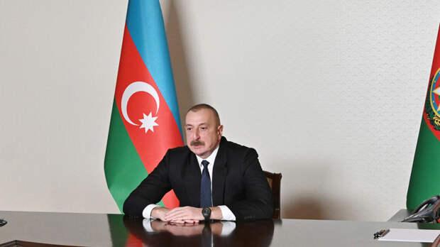 Президент Азербайджана заявил об ответе Москвы на письмо об «Искандерах» в Карабахе