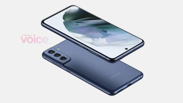 Samsung объяснила отказ от выпуска смартфона Galaxy S21 FE в последний момент