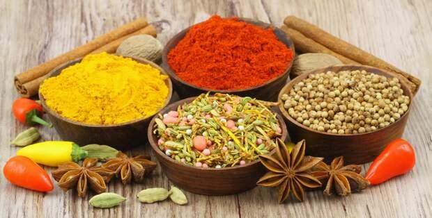 4 индийские специи для женского здоровья