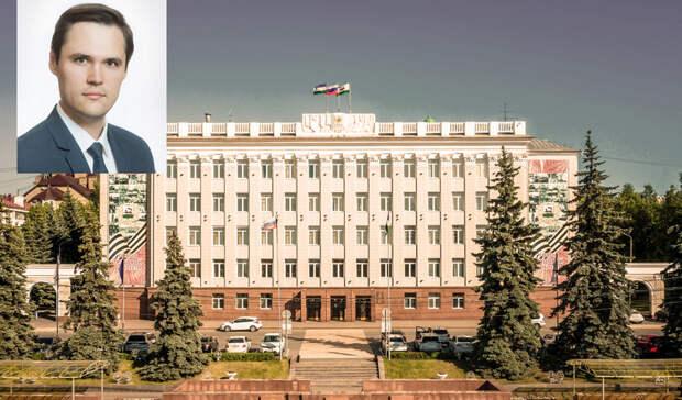 В Уфе городское Управление транспорта и связи возглавил Олег Хмарин
