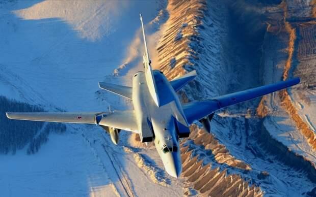 Ту-22М3М– убийственный сюрприз для авианосцев США