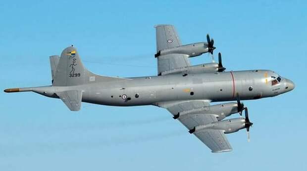 Норвежский противолодочный самолёт приблизился к российской границе в Баренцевом море