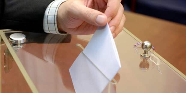 В Липецке отменили результаты голосования
