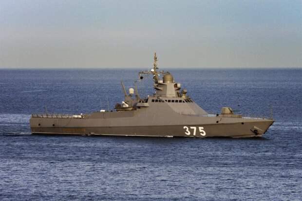 Не спи матрос: Черноморский флот в ожидании выкрутасов британского корабля
