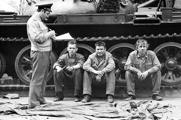 От расцвета до банкрота: путь уссурийского бронетанкового завода
