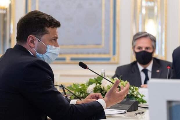 Насколько плохо для Зеленского прошёл визит начальника из США