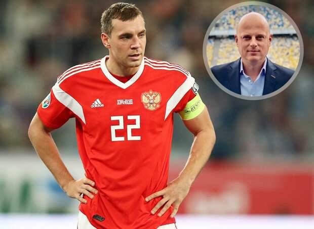 «Аза1:4 дома дают титул чемпиона Европы?» Украинский комментатор поиздевался над сборной России