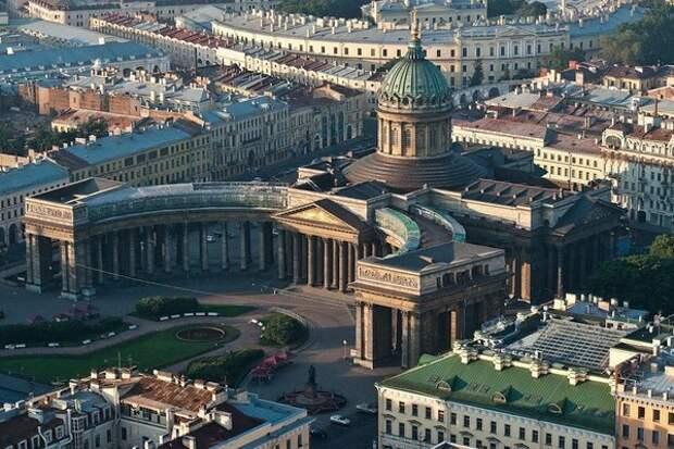 Казанский собор. Фото: visit-petersburg.ru