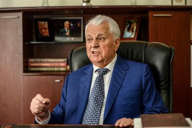 Кравчук рассказал, как торговался за Крым в 90-е