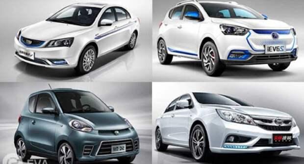 Немецкий автопром не успевает за китайским рынком электрокаров.