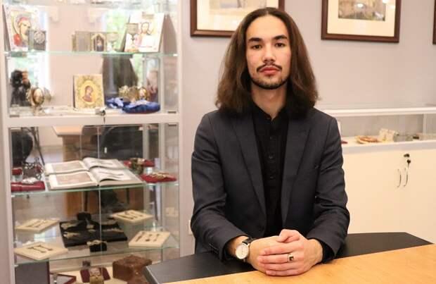 Будущего ювелира из Алексеевского наградили «есенинской» медалью