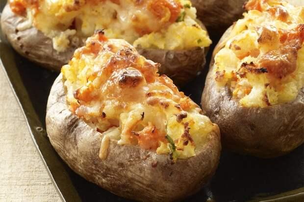 соусы для картошки