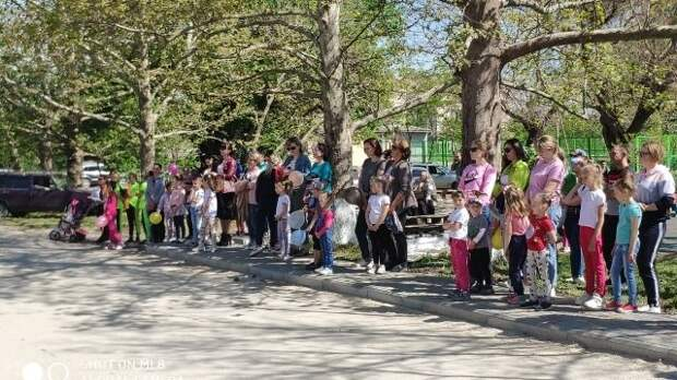 Открыта детская и спортивная площадка в с. Совхозное Укромновского поселения