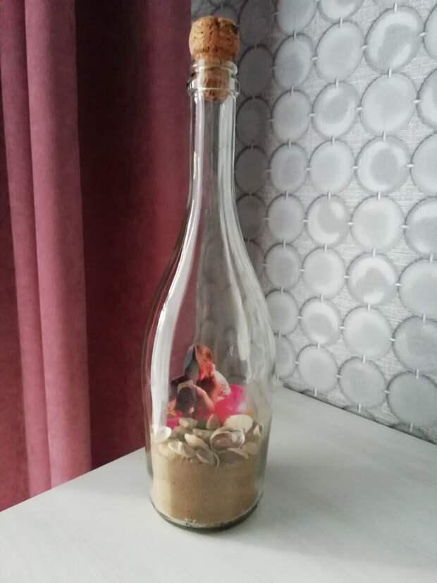 Фото в бутылке: мастер-класс