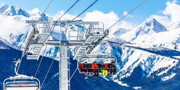 На Кавказе закрыли горнолыжные курорты