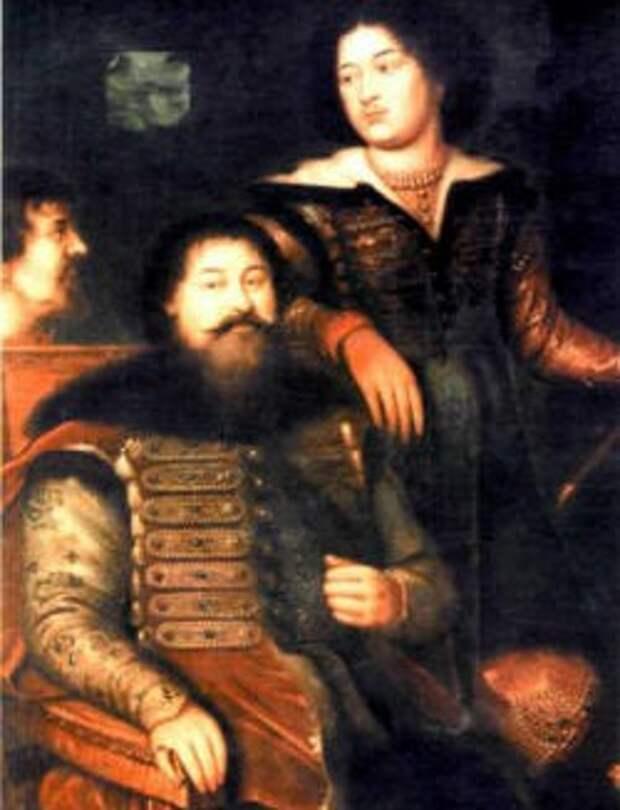 Русский князь 17 века