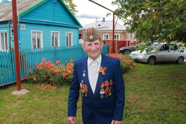 Ветераны среди нас: Владимир Мирошников - снайпер