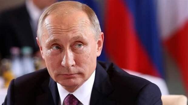 Путин и олигархи