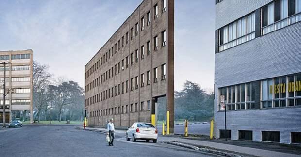Зачем нужны фасады без зданий, или Парадная реальность Захарии Годрильо-Руа