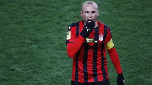 Глушаков может продолжить карьеру в «Нижнем Новгороде»