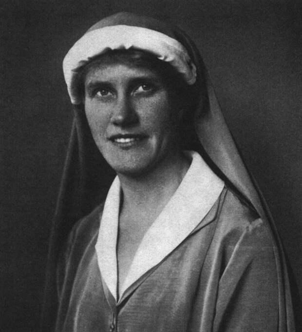Сибирский ангел: Как спасала в войну солдат шведская сестра милосердия, которая не делила людей на «своих» и «чужих»