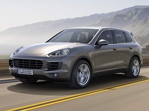 Неудержимые: Porsche Cayenne и VW Touareg отзывают из-за дефекта в тормозной системе