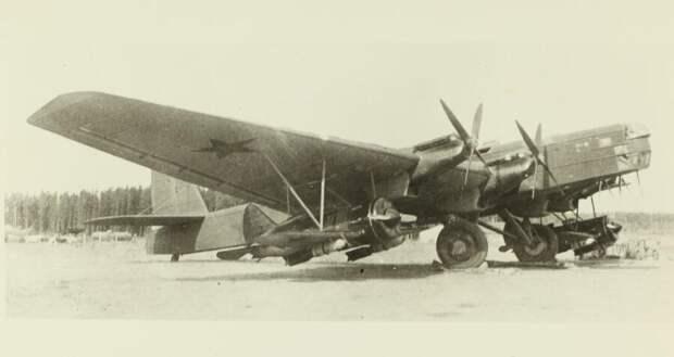 Какие бомбардировщики создало конструкторское бюро Туполева?