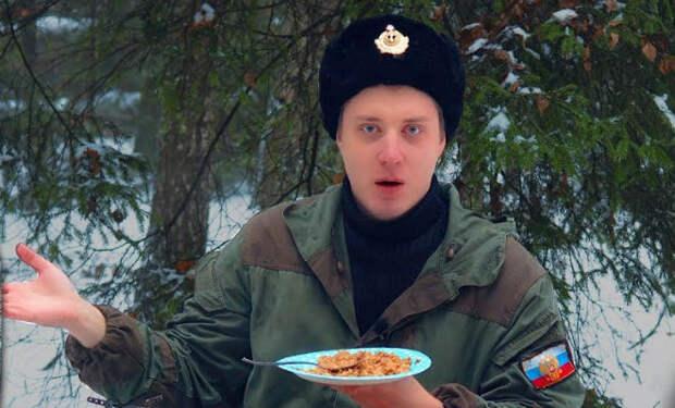 Сухпай для Третьей Мировой: еда ядерной зимы