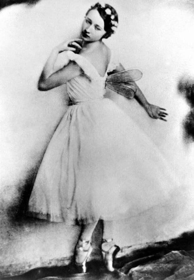 Великие балерины: Галина Уланова