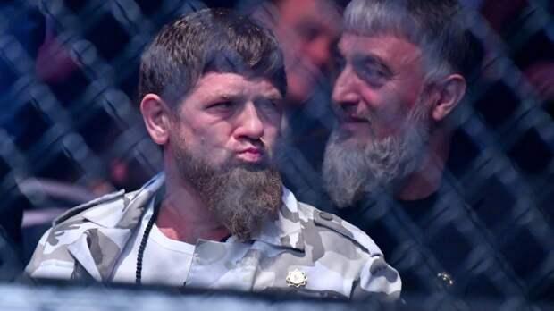 """Глава Чечни считает Хабиба Нурмагомедова """"проектом"""" UFC"""