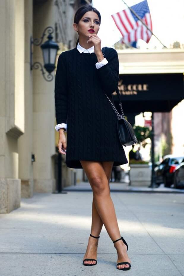 Маленькое черное платье: 5 советов стилиста для любого возраста