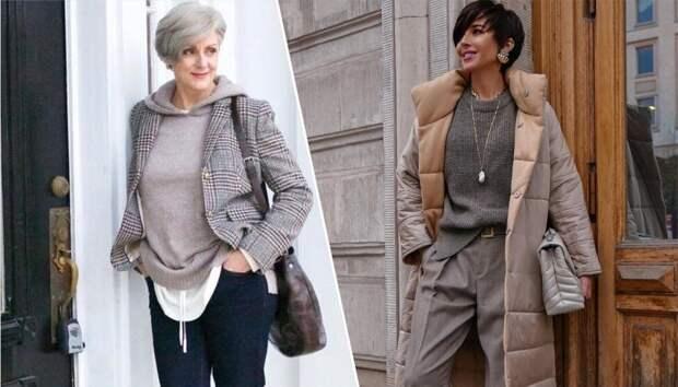 Модные ботильоны для женщин 50+ на осень – самые актуальные оттенки